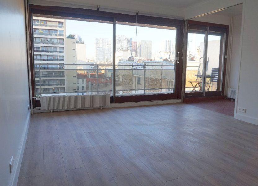 Appartement à louer 32.5m2 à Paris 15