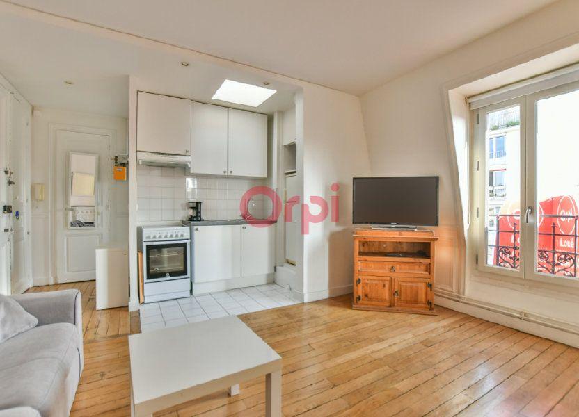 Appartement à louer 40m2 à Paris 15
