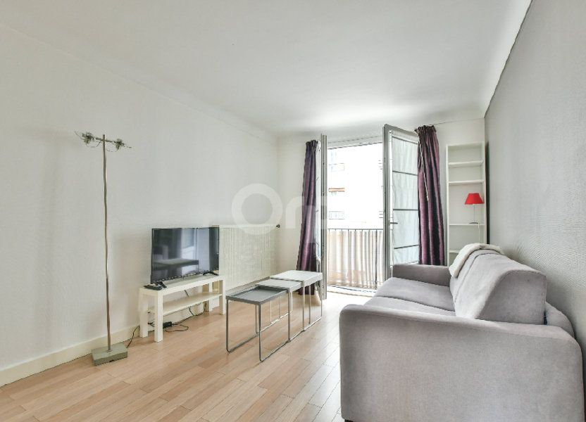 Appartement à louer 29m2 à Paris 15