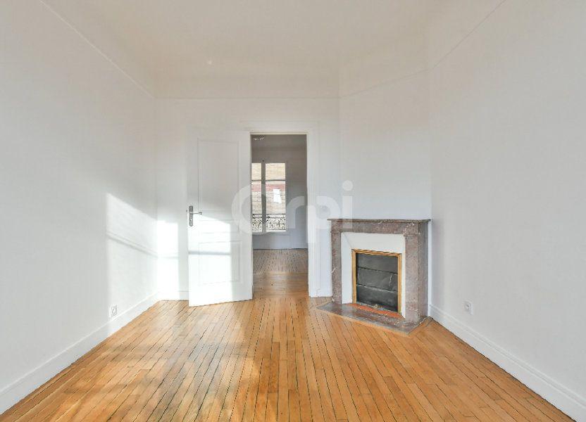Appartement à louer 56m2 à La Garenne-Colombes