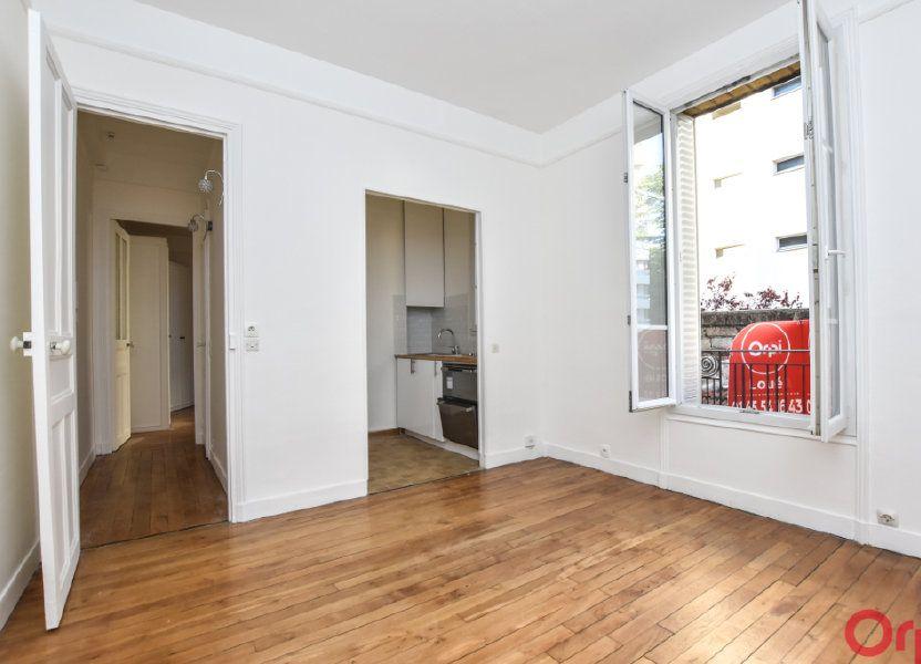 Appartement à louer 31.8m2 à Boulogne-Billancourt