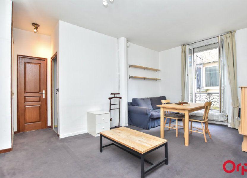 Appartement à louer 44.03m2 à Paris 15