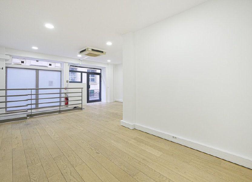 Appartement à vendre 52m2 à Paris 15
