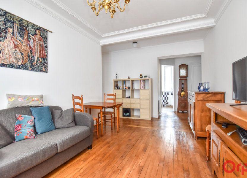 Appartement à vendre 48m2 à Paris 15