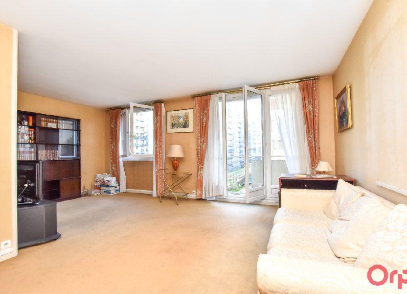 Appartement à vendre 79.25m2 à Paris 15