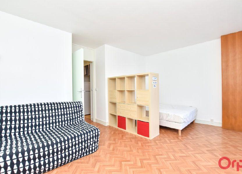 Appartement à louer 37.65m2 à Paris 15