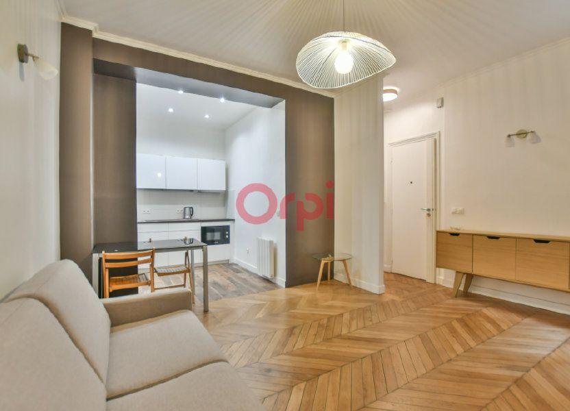 Appartement à vendre 42m2 à Paris 15
