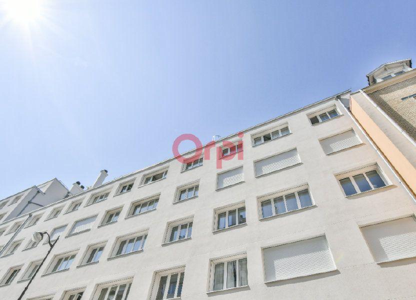 Appartement à vendre 68.5m2 à Paris 15
