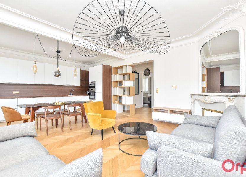 Appartement à louer 80m2 à Paris 8
