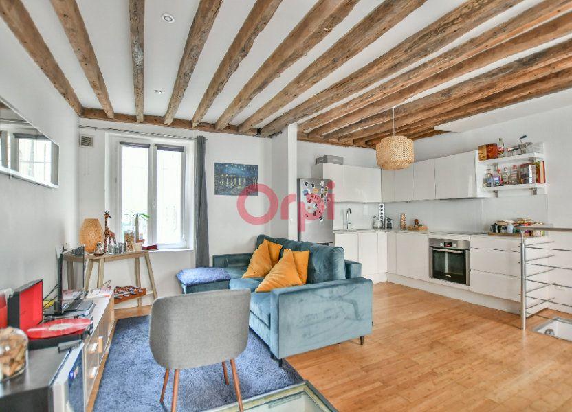 Appartement à louer 42.24m2 à Paris 15