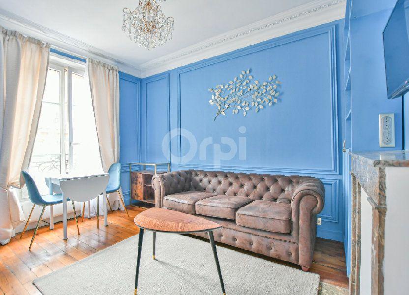 Appartement à louer 30.57m2 à Paris 15