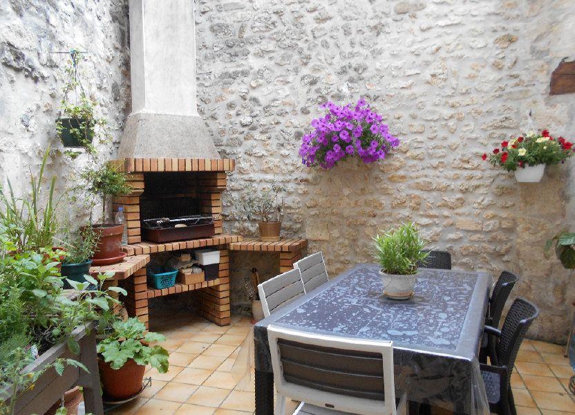 Maison à vendre 139m2 à Pont-l'Abbé-d'Arnoult
