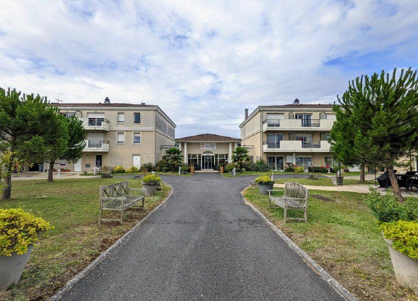 Appartement à vendre 74m2 à Châteaubernard