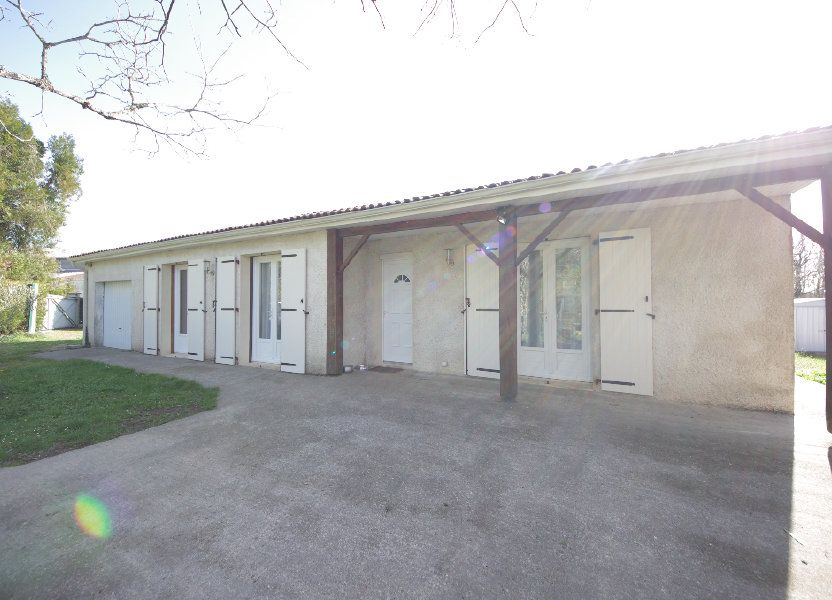 Maison à vendre 105m2 à Louzac-Saint-André