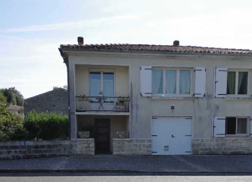 Maison à vendre 80m2 à Saint-Savinien