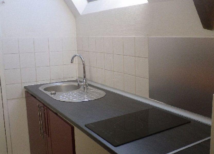 Appartement à louer 25m2 à Saint-Pierre-des-Corps
