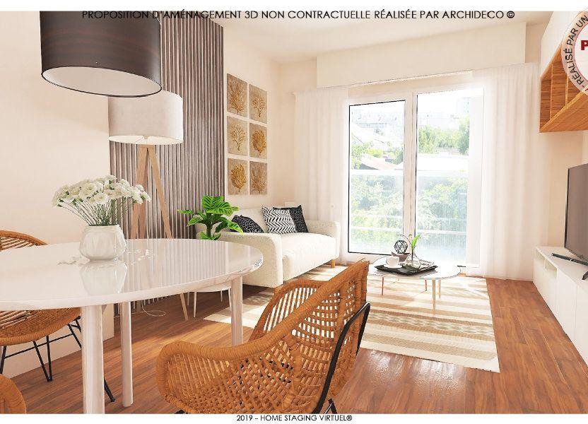 Appartement à vendre 65m2 à Saint-Pierre-des-Corps