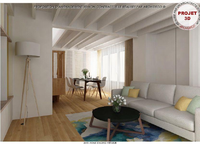 Appartement à vendre 75m2 à Tours