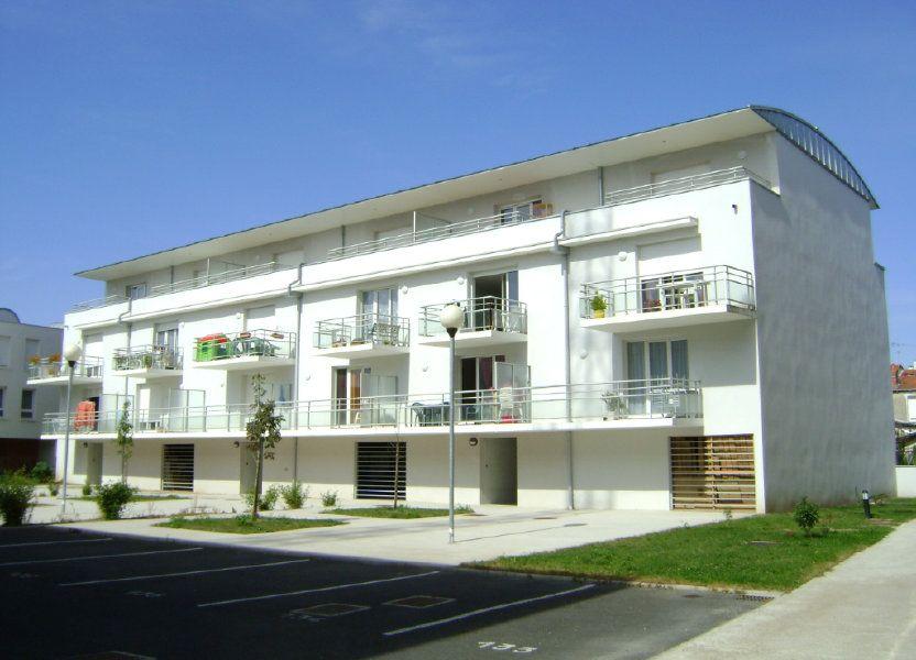 Appartement à louer 41.76m2 à Saint-Pierre-des-Corps