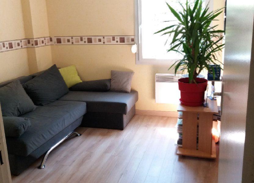 Appartement à vendre 62m2 à Joué-lès-Tours
