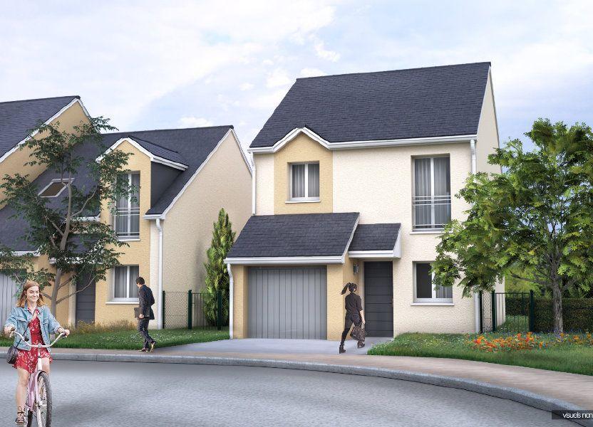 Maison à vendre 80.11m2 à Larçay