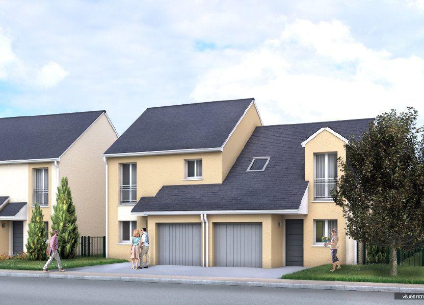 Maison à vendre 85.09m2 à Larçay
