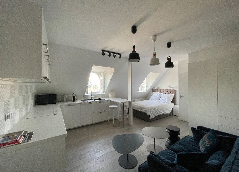 Appartement à louer 23.75m2 à Paris 7