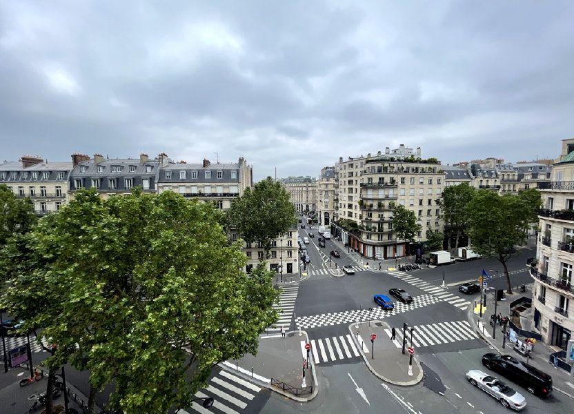 Appartement à louer 54.55m2 à Paris 7
