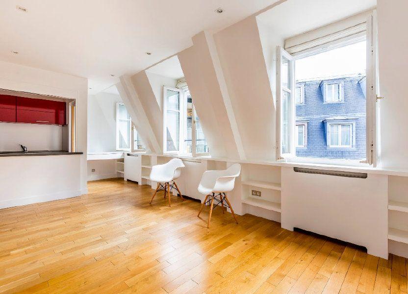 Appartement à louer 35.61m2 à Paris 7