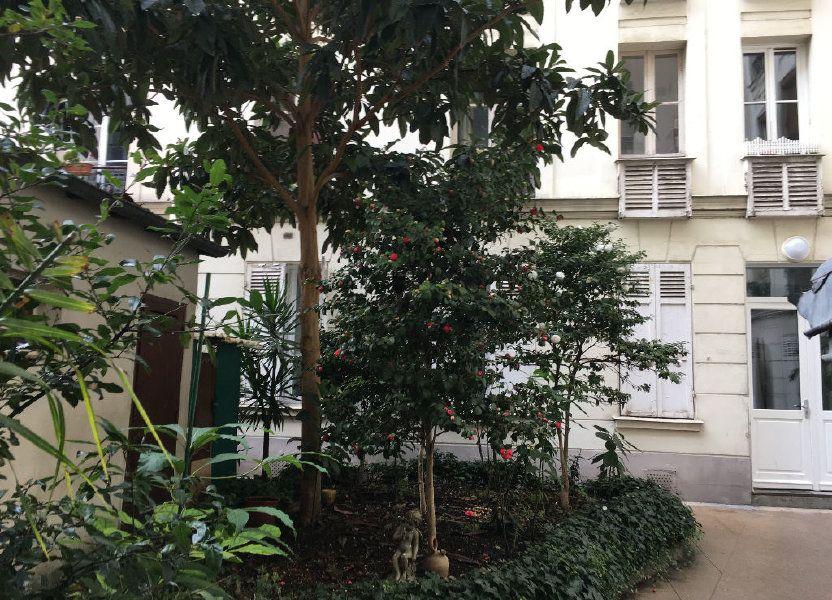 Appartement à louer 32.33m2 à Paris 17