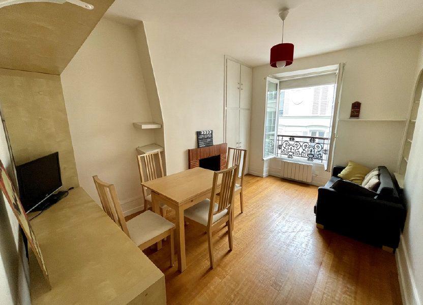Appartement à louer 32.23m2 à Paris 7