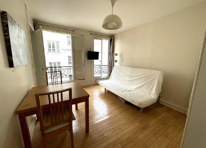 Appartement à louer 19m2 à Paris 7