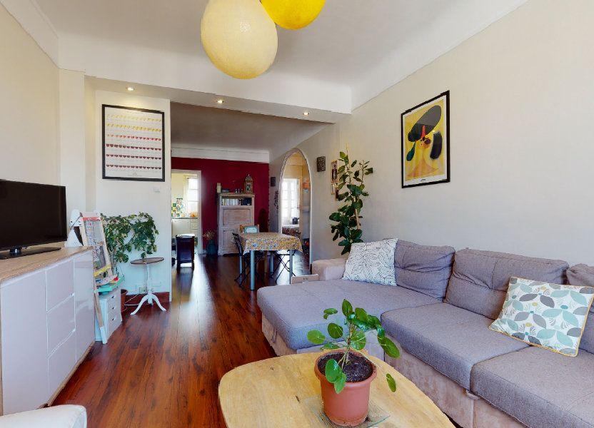Appartement à vendre 77.59m2 à Lyon 7