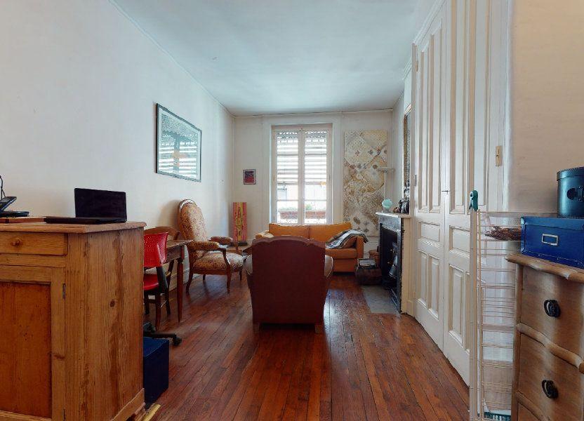 Appartement à vendre 70.09m2 à Lyon 7