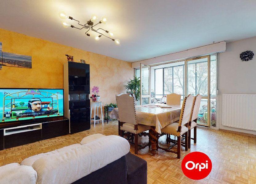 Appartement à vendre 88.7m2 à Lyon 7