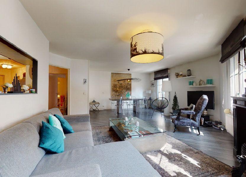 Appartement à vendre 100.33m2 à Lyon 7