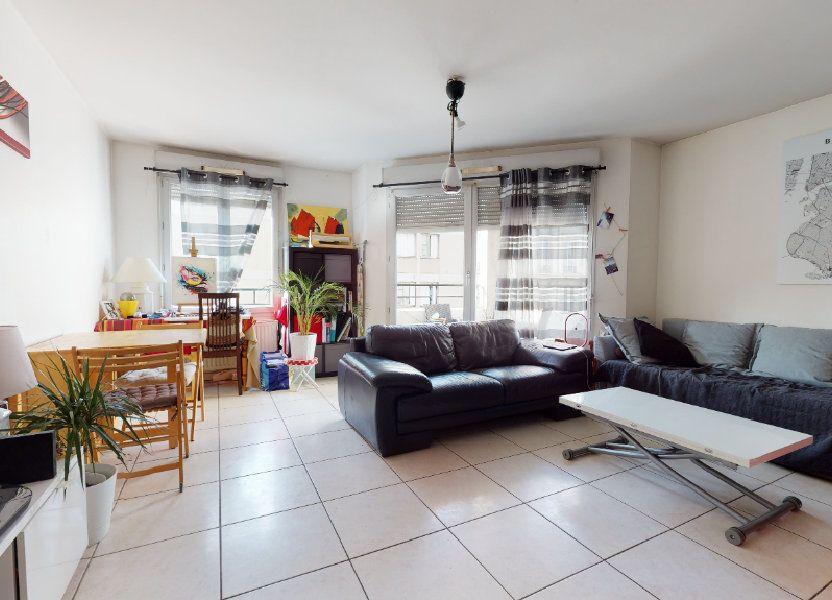 Appartement à vendre 74.17m2 à Lyon 7
