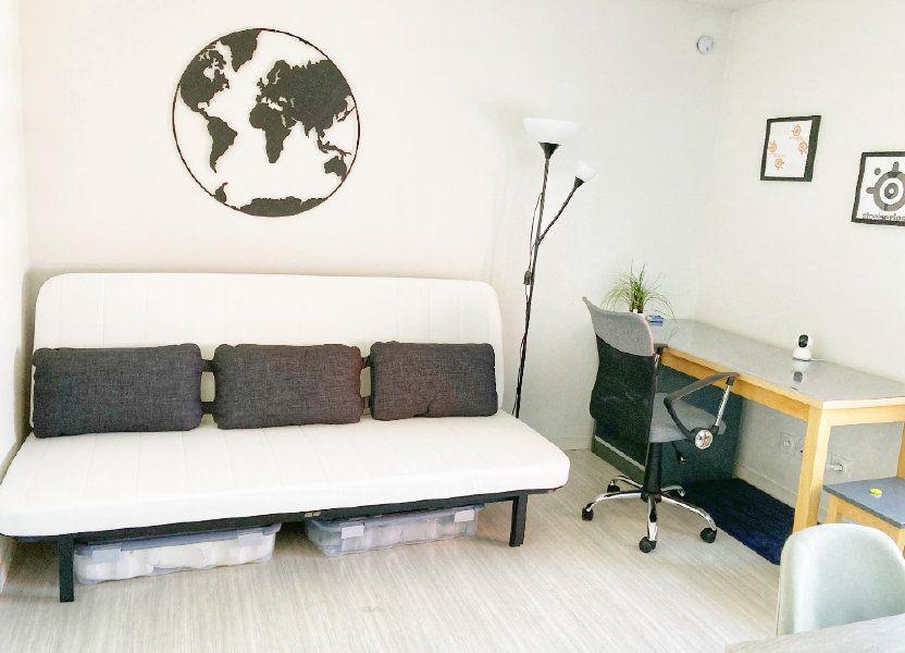 Appartement à vendre 17.2m2 à Lyon 7