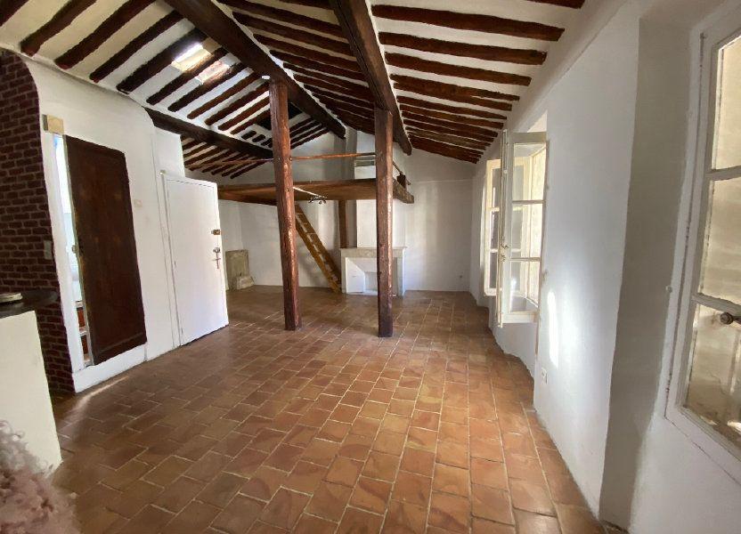 Appartement à louer 35.94m2 à La Seyne-sur-Mer
