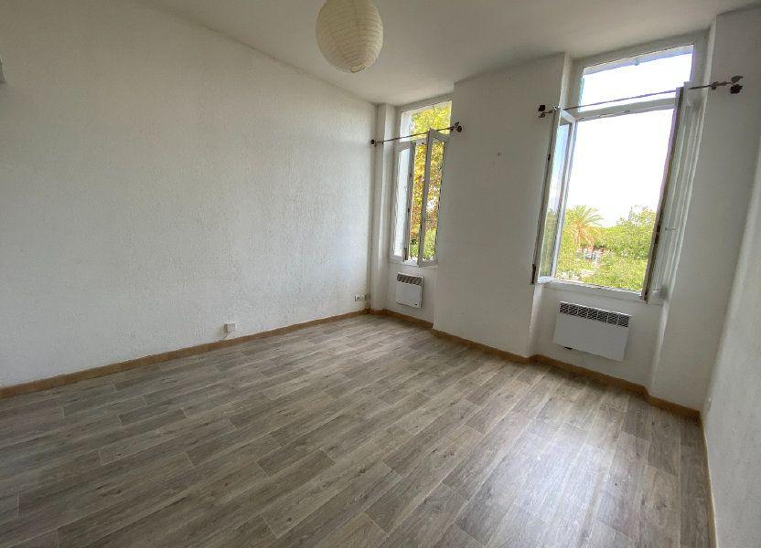 Appartement à louer 25m2 à La Seyne-sur-Mer