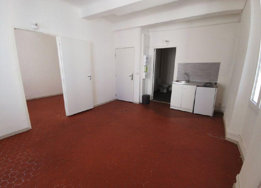 Appartement à louer 37.24m2 à La Seyne-sur-Mer