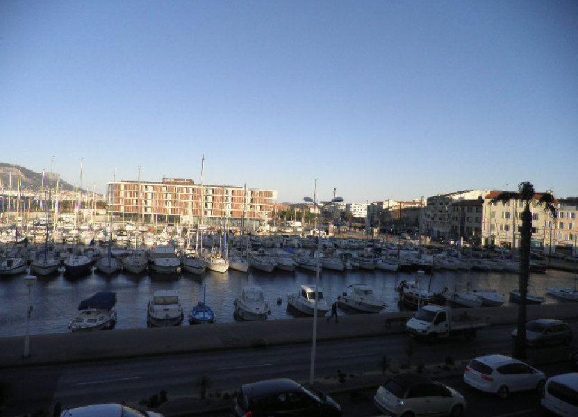 Appartement à vendre 63.16m2 à La Seyne-sur-Mer