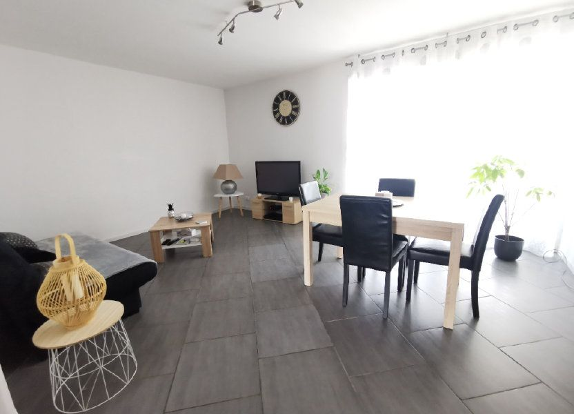 Appartement à vendre 56.97m2 à La Seyne-sur-Mer