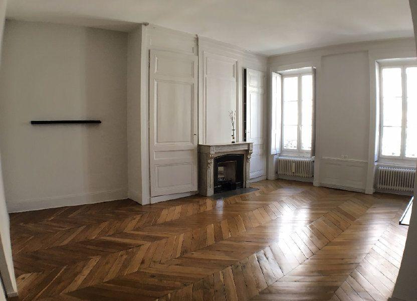 Appartement à louer 73.48m2 à Lyon 5