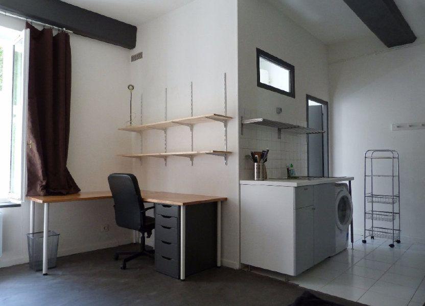 Appartement à louer 23m2 à Lyon 1