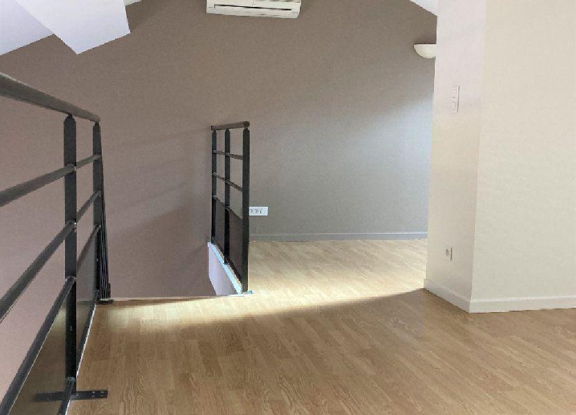 Appartement à louer 51.55m2 à Lyon 3