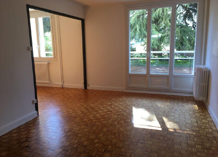 Appartement à louer 69.91m2 à Caluire-et-Cuire