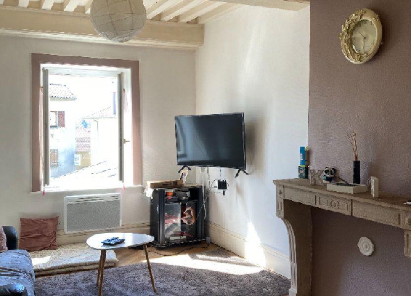 Appartement à louer 33.35m2 à Rillieux-la-Pape