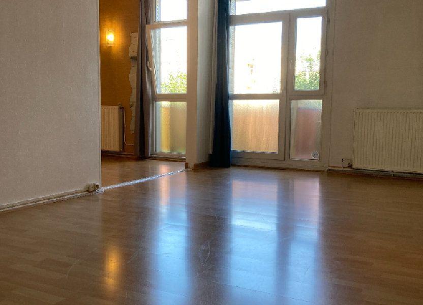 Appartement à louer 80.38m2 à Lyon 9