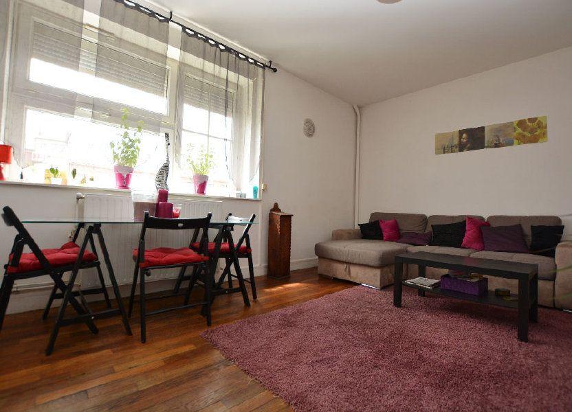 Appartement à louer 58m2 à Abbeville